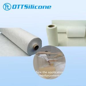 fibreglass surface tissue for handing mold