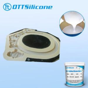 PU furniture casting silicone