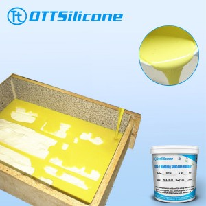 pourable polyurethane rubbers