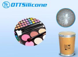 silicone elastomer blend