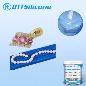 artificial jewelry silicone