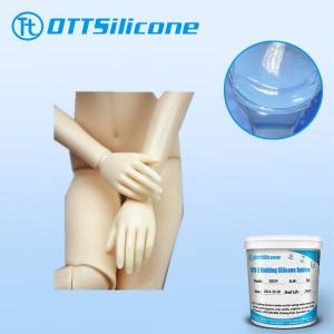 artificial life casting silicone