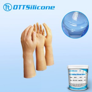 artificial limbs silicone