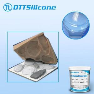 artificial stone casting silicone