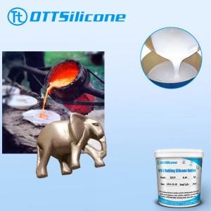 bronze casting silicone