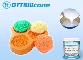 candle molding silicone