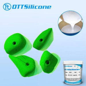 climbing holds casting silicone