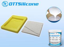 concrete casting silicone
