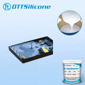 condensation-electronic potting silicone