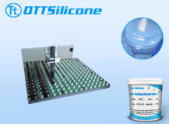 Addition Cured Electronic Potting Compounds Silicone