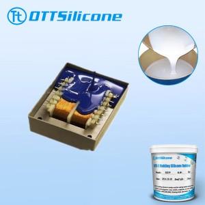 liquid condesation potting silicone