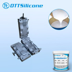 liquid silicone for shoe sole molding