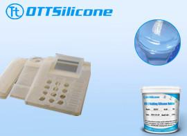 rapid prototying silicone