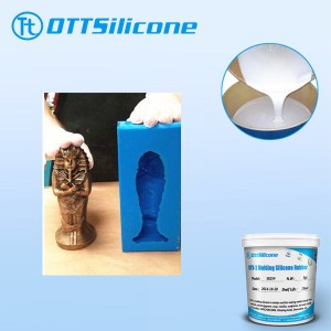silicone for lost wax casting