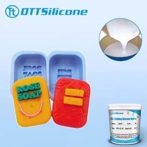 soap molding silicone
