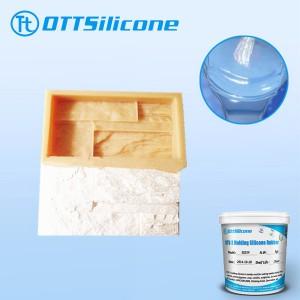 stone casting silicone