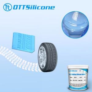 tire casting silicone